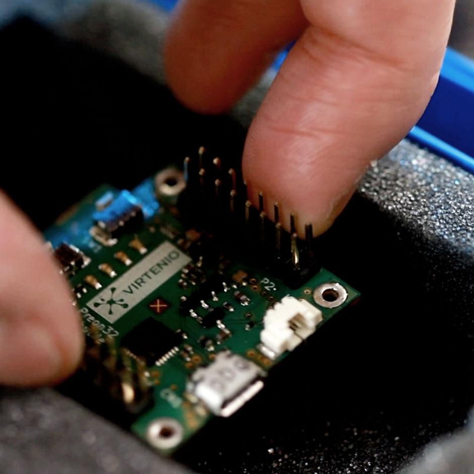 Virtenio Miniaturcomputer